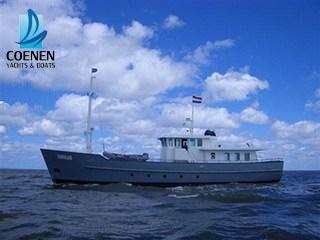 Trawler Yacht by Coenen